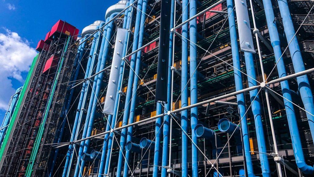 centre pompidou fermeture travaux rénovation 2023 2027 arts culture paris