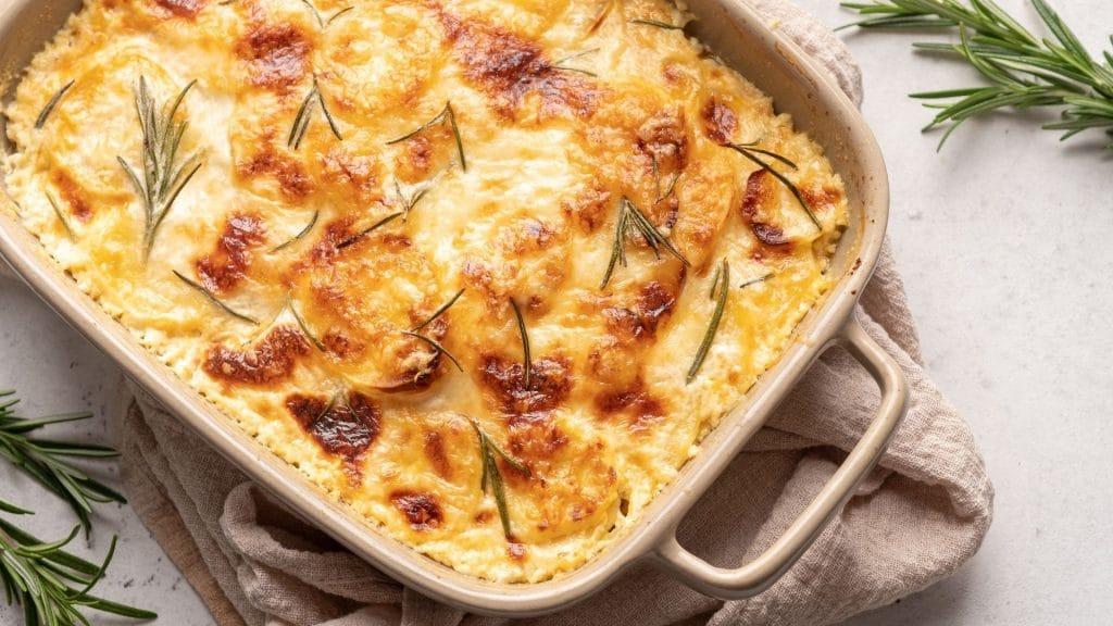 gratin dauphinois dimanche recette hélène darroze hiver réconfort