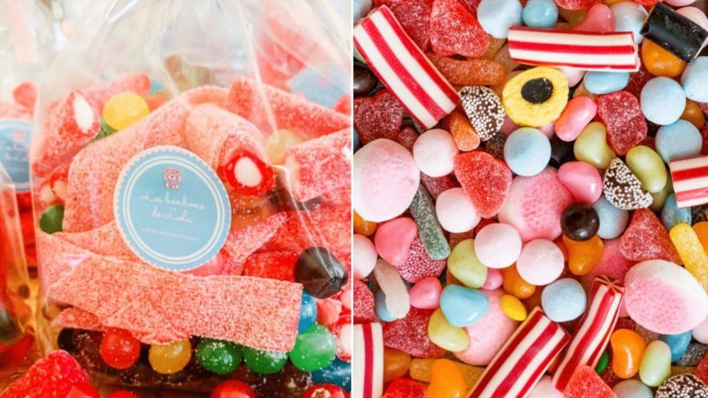lola box bonbons goûter sucreries paris livraison gourmandises