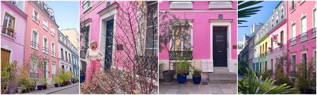 spots pink Paris voir la vie en rose