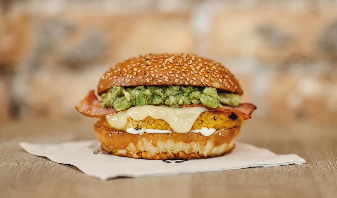 bioburger paris livraison à emporter veggie végétarien bio sain