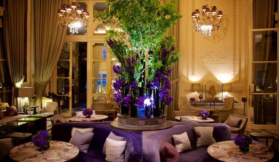 Saint-Valentin 2021 : L'Hôtel de Crillon vous dévoile son diner à emporter