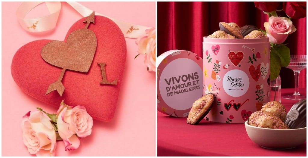 Pâtisseries Chocolats Saint-Valentin 2021 Paris