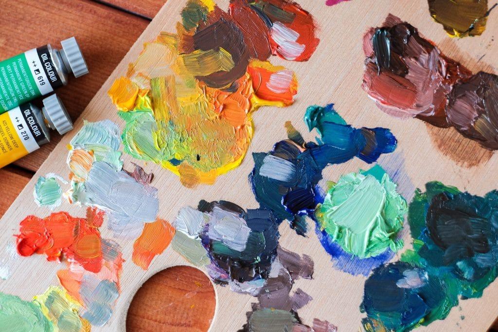 atelier peinture paris activité créative romantique art
