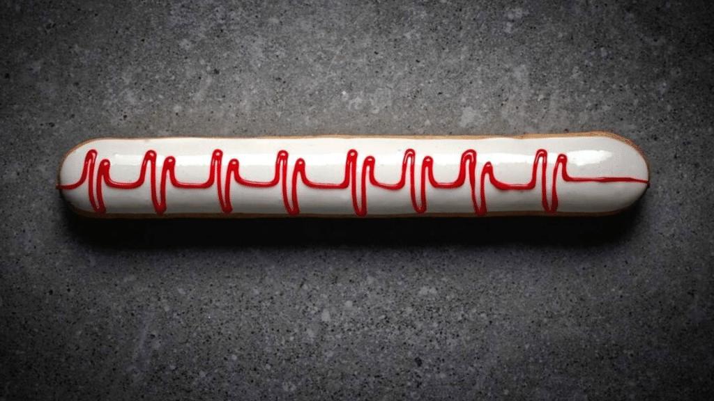 Éclair Electrochoc XXL Saint Valentin 2021 Christophe Adam L'Éclair de Génie