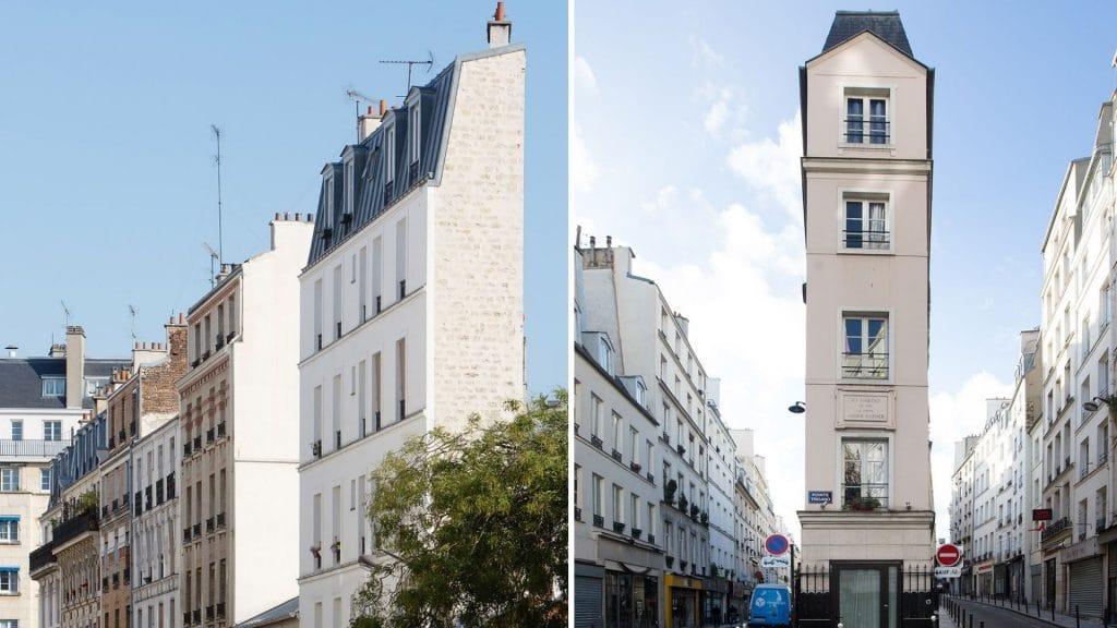 Culture : L'histoire des immeubles plats de Paris !