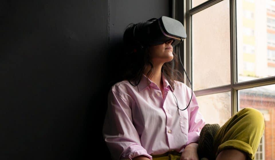 Films en VR : le centquatre vous invite à louer vos casques pour voyager à 360°