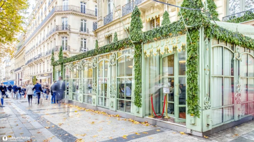 Paris Maison Ladurée mis en vente 2021