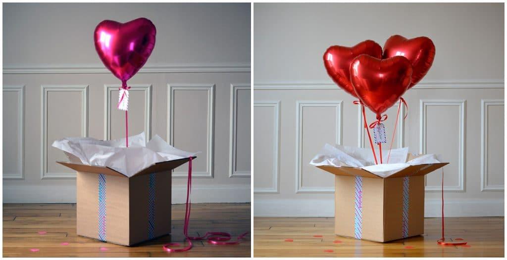 Top cadeaux Saint Valentin 2021