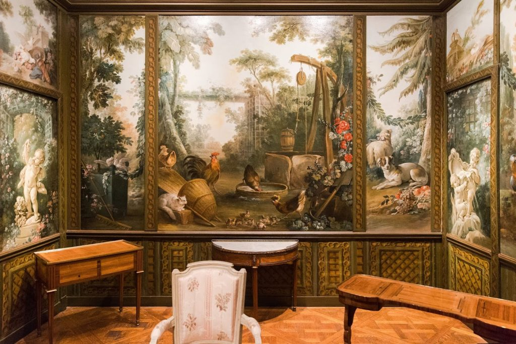 Fin de chantier Musée Carnavalet Paris 2021
