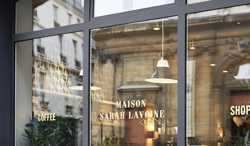Maison Sarah Lavoine : la décoration inspirée du jardin des Tuileries