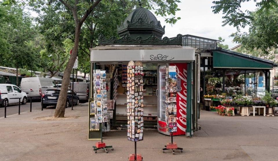 Bientôt des fruits dans les kiosques à journaux ?