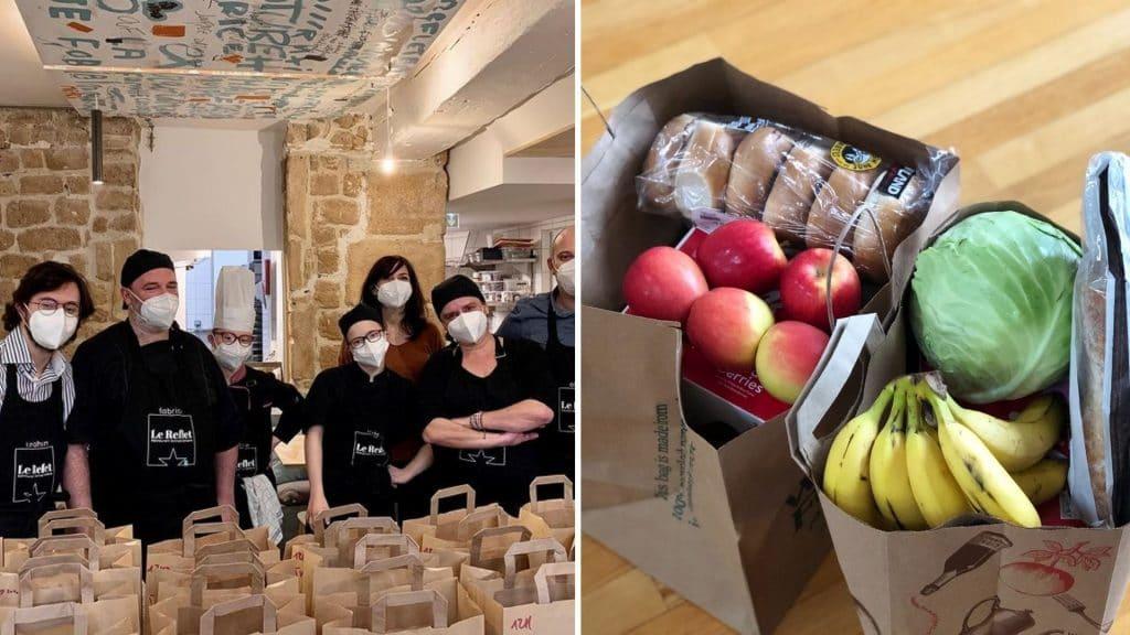 linkee le reflet association aide étudiants repas gratuits pas chers paris