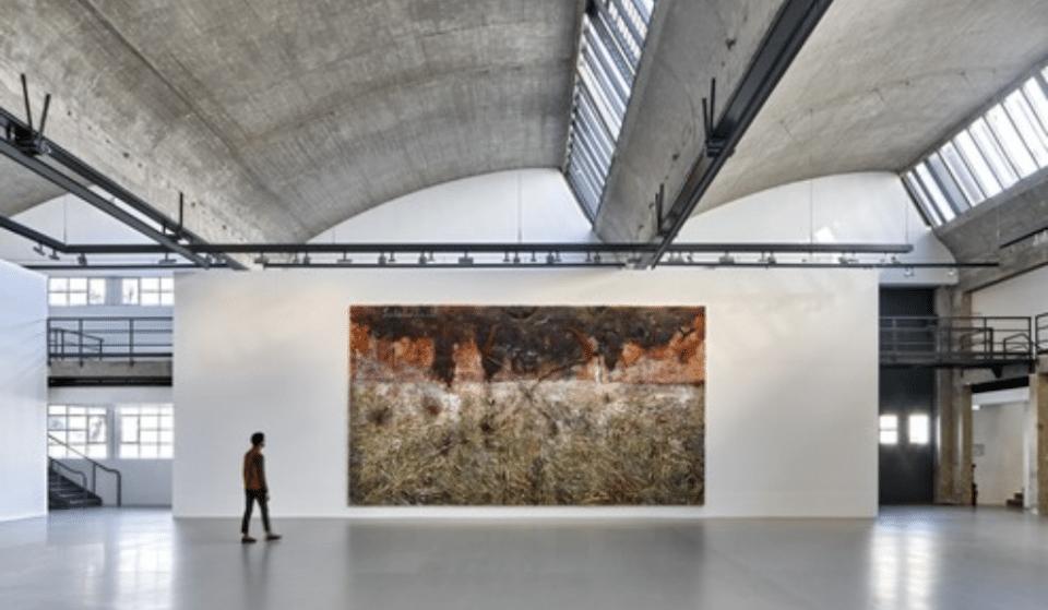 Galerie Gagosian : découvrez les toiles gigantesques du peintre Anselm Kiefer