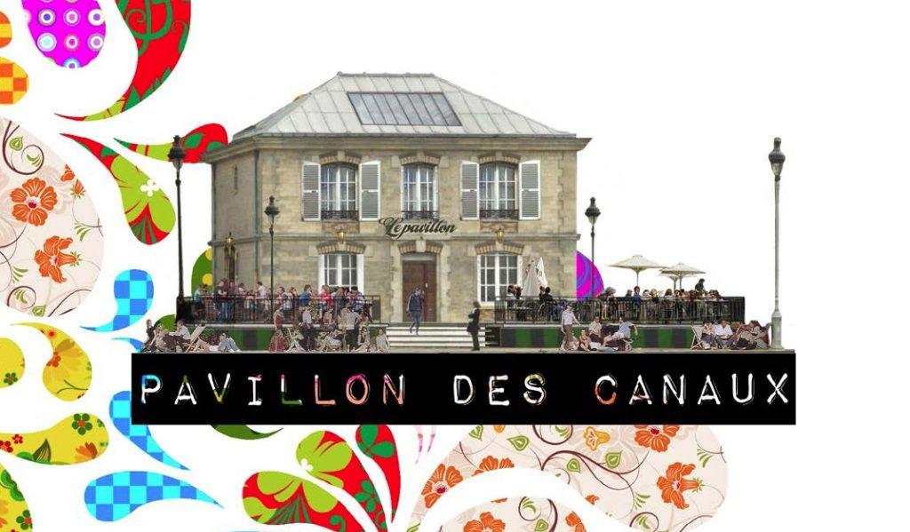 pavillon des canaux - canal - bassin de la villette - paris - étudiant - révision - espace de travail - coworking - restaurant - bar - alternatif - en ligne - révision