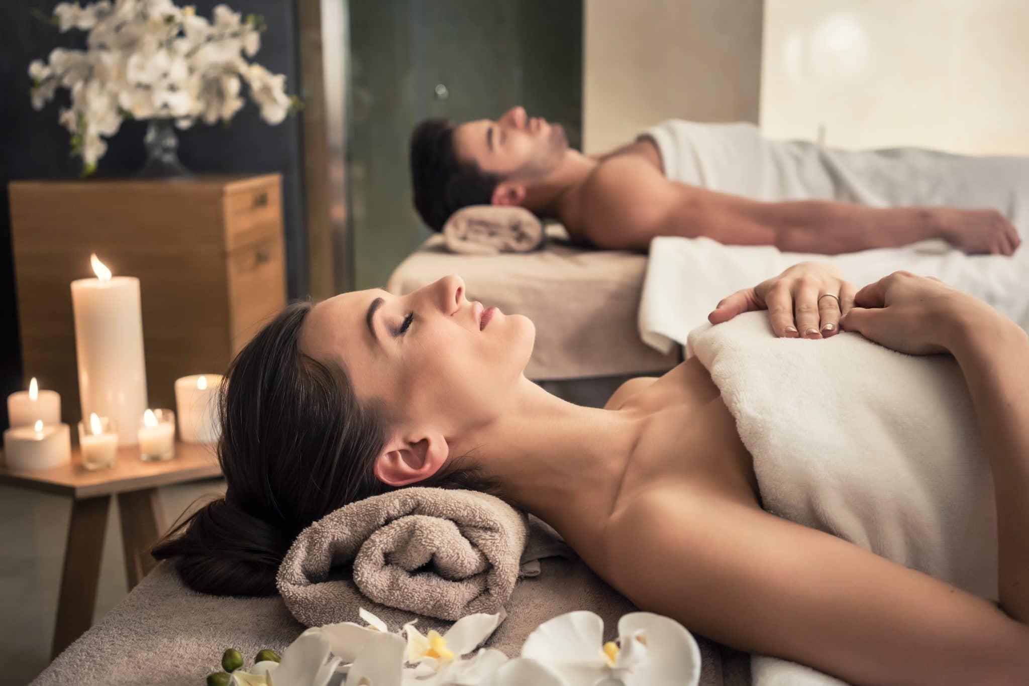 massage à domicile paris saint valentin cadeau à deux spa home couple