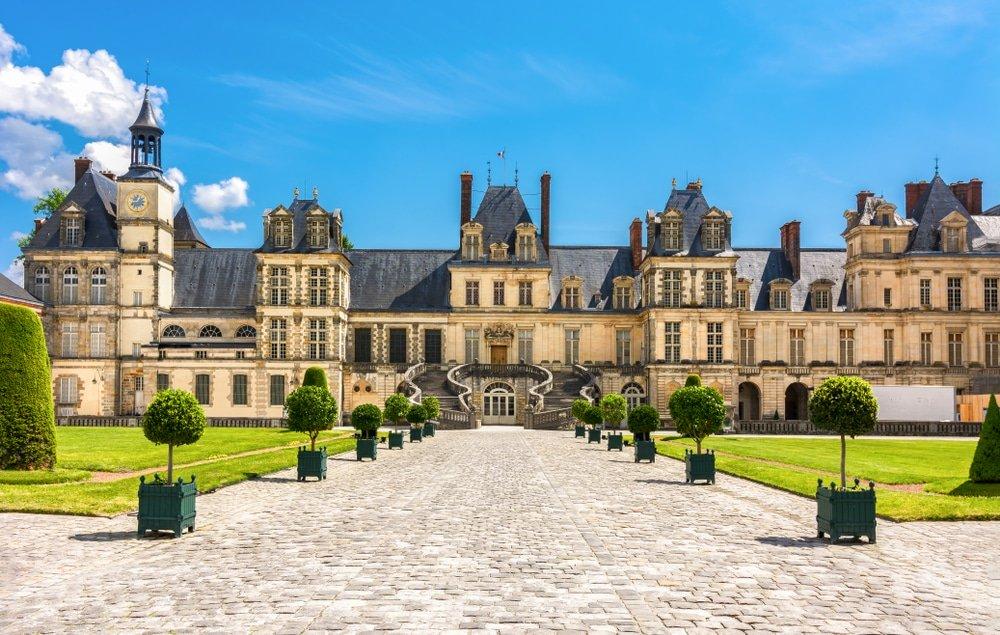 chateau-fontainebleau-paris visite exposition renaissance art culture