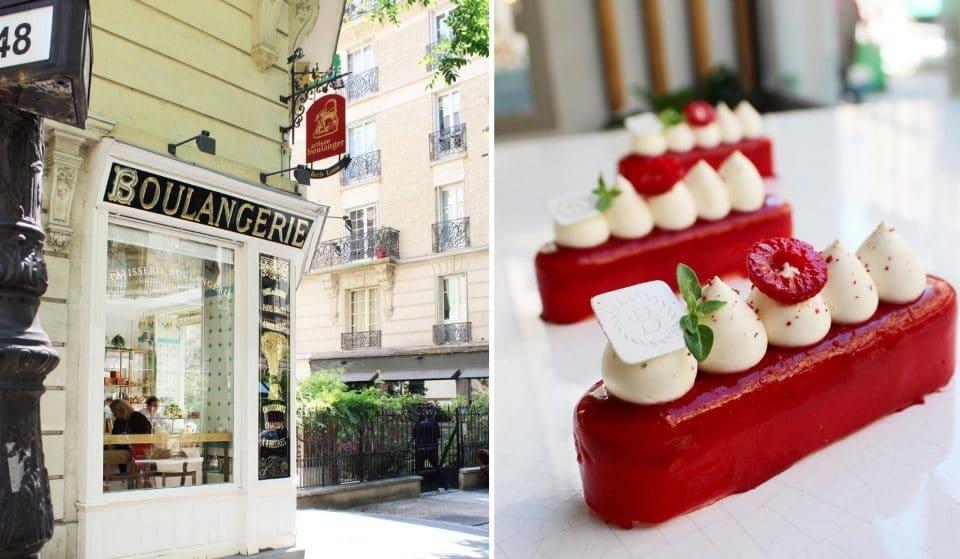Les pâtisseries de Boris Lumé à déguster au pied de Montmartre !