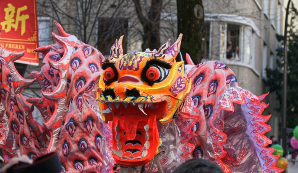 Nouvel An chinois 2021 : Découvrez les célébrations à Paris !