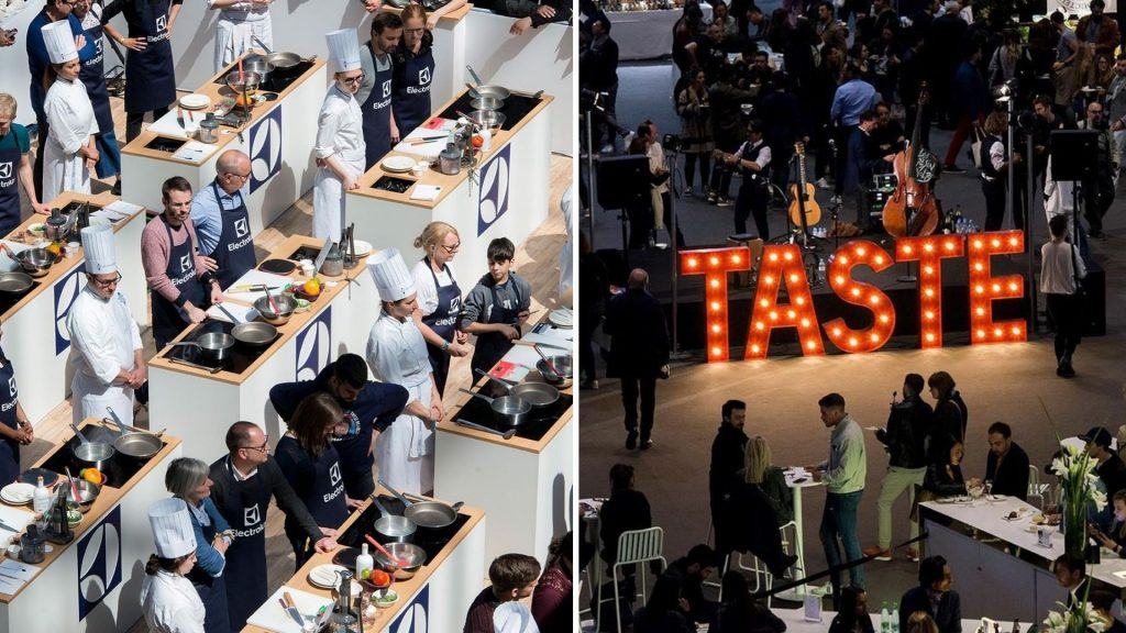 taste of paris 2021 septembre grand palais éphémère festival culinaire