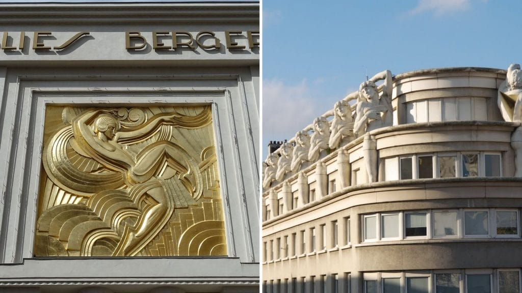 art déco plus beaux bâtiments lieux histoire architecture paris balade visite