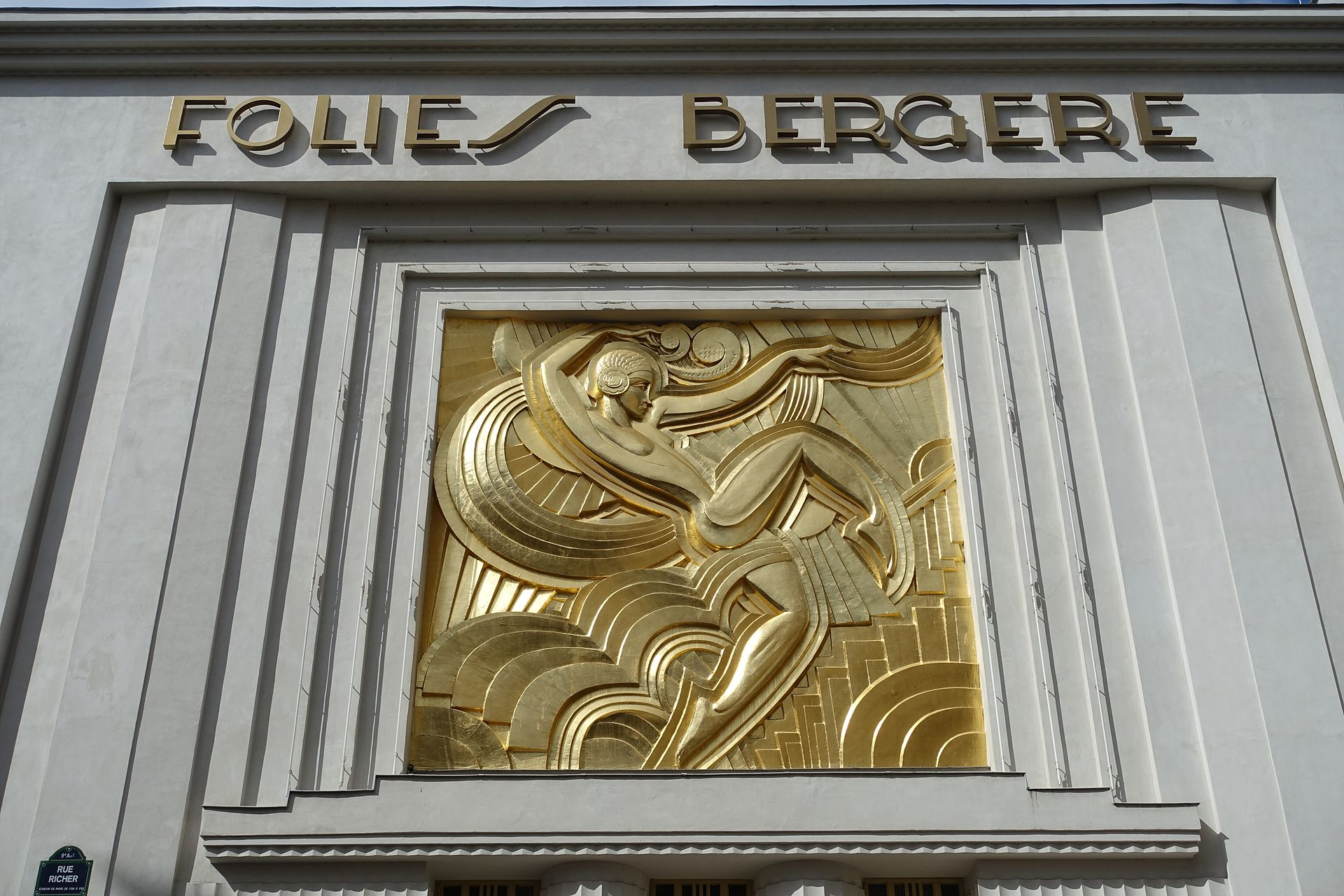 folies bergère paris art déco histoire architecture