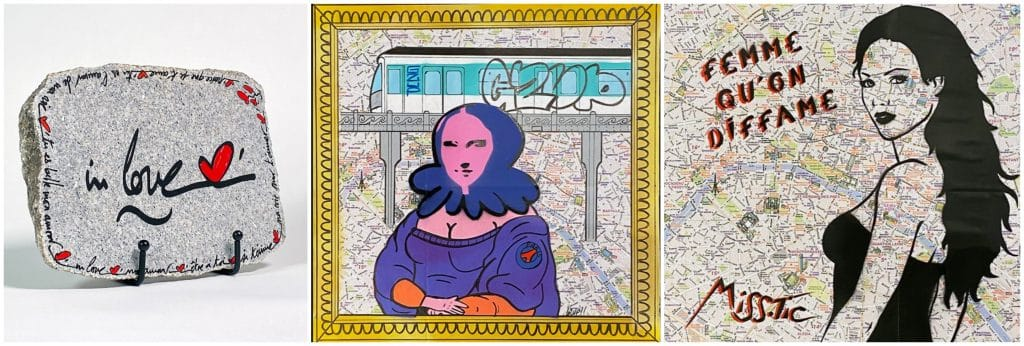Galerie Sakura expo street art gratuite dans les rues de Paris 2021