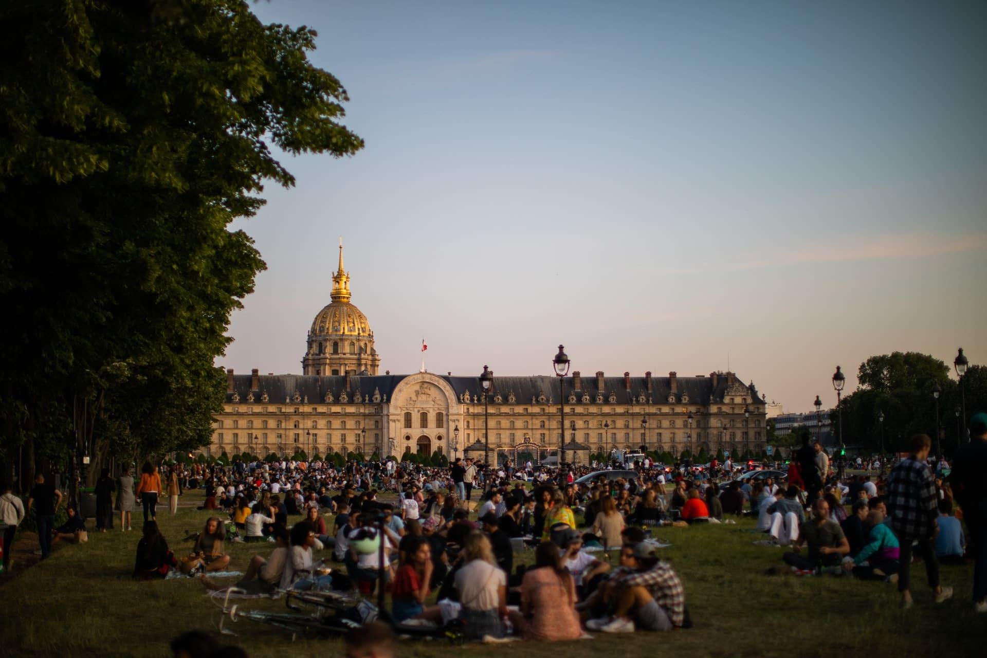 paris parc université apéro en plein air sorties concert été 2021