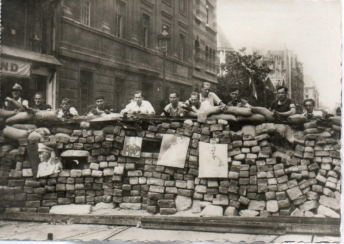 porte d'italie seconde guerre mondiale libération paris