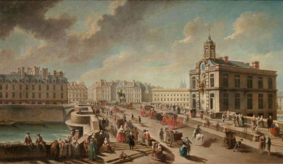 Samaritaine : découvrez l'histoire d'une des plus anciennes fontaines de Paris !