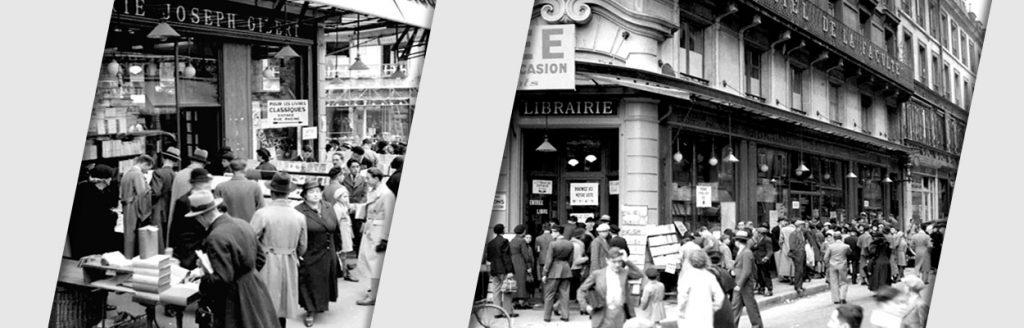 Gibert Jeune fermeture 4 librairies Paris quartier Latin 2021