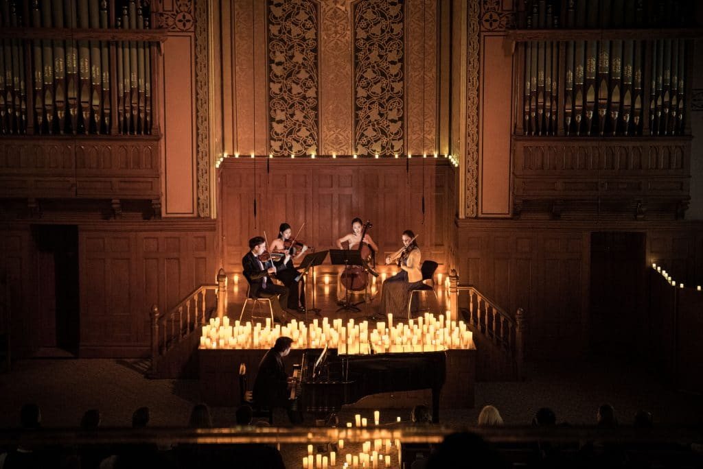 Candlelight 2021 Paris