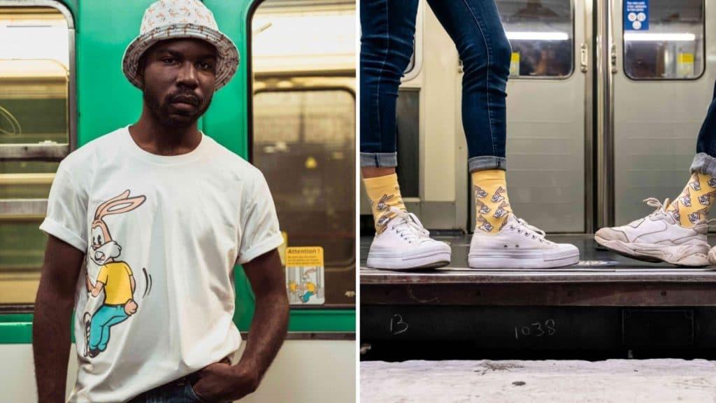 Insolite : Fêtez l'anniversaire de Serge le lapin du métro avec les accessoires et vêtements de la RATP !