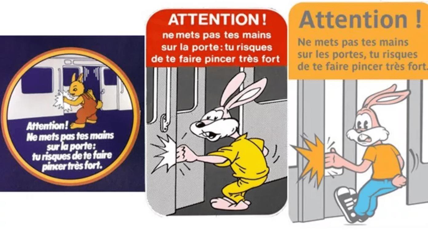 serge le lapin ratp métro mascotte anniversaire boutique en ligne