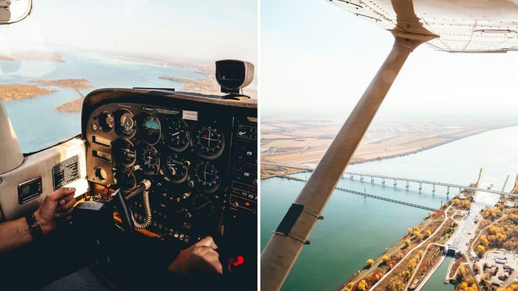Apprenez à piloter et envolez vous au-dessus de Paris avec Club Air Pilot !