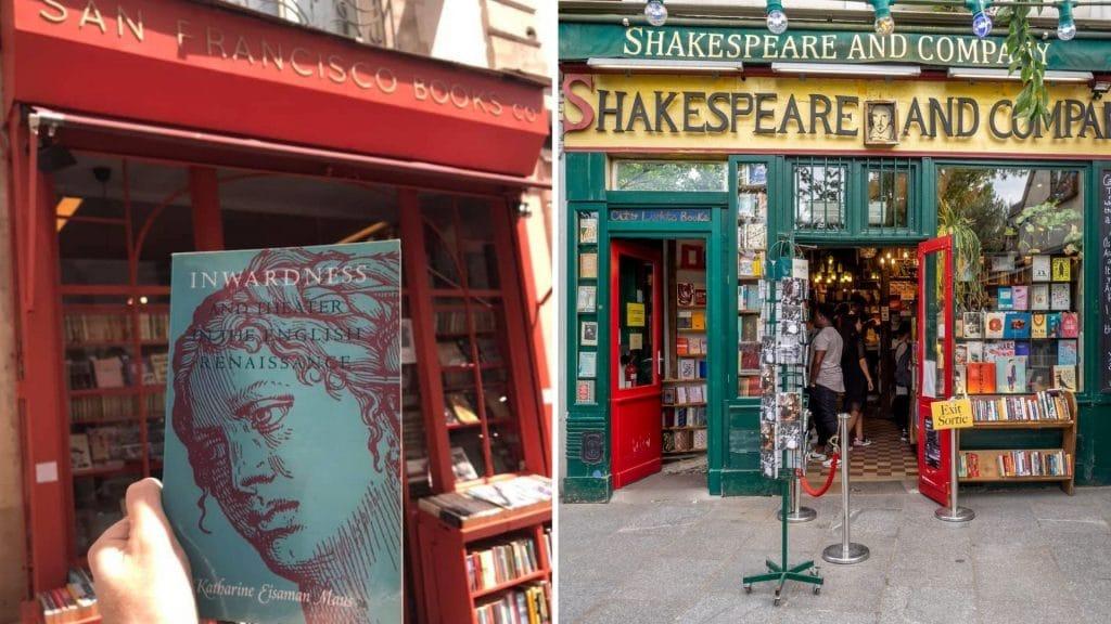 Littérature en VO : Les meilleures librairies anglaises à Paris !