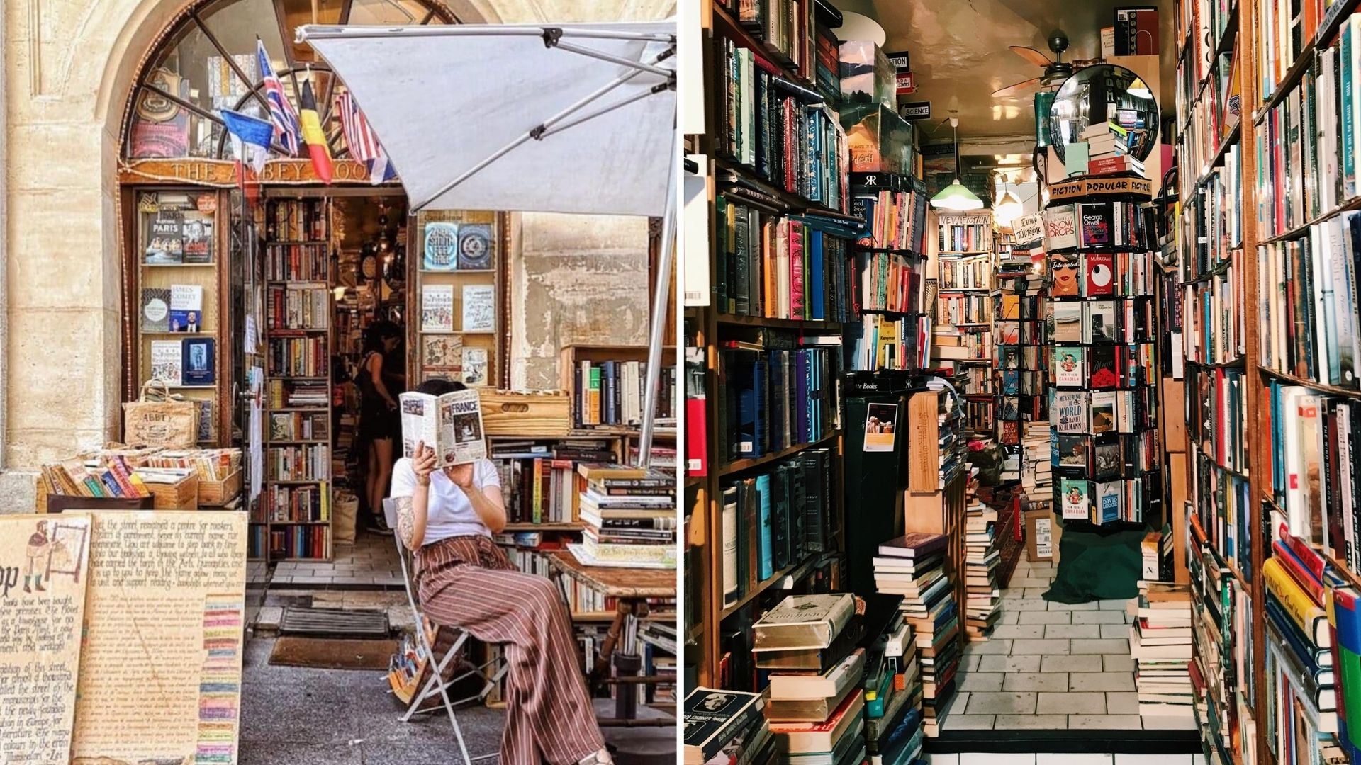 the abbey bookshop bookstore paris librairie anglaise anglophone anglosaxonne