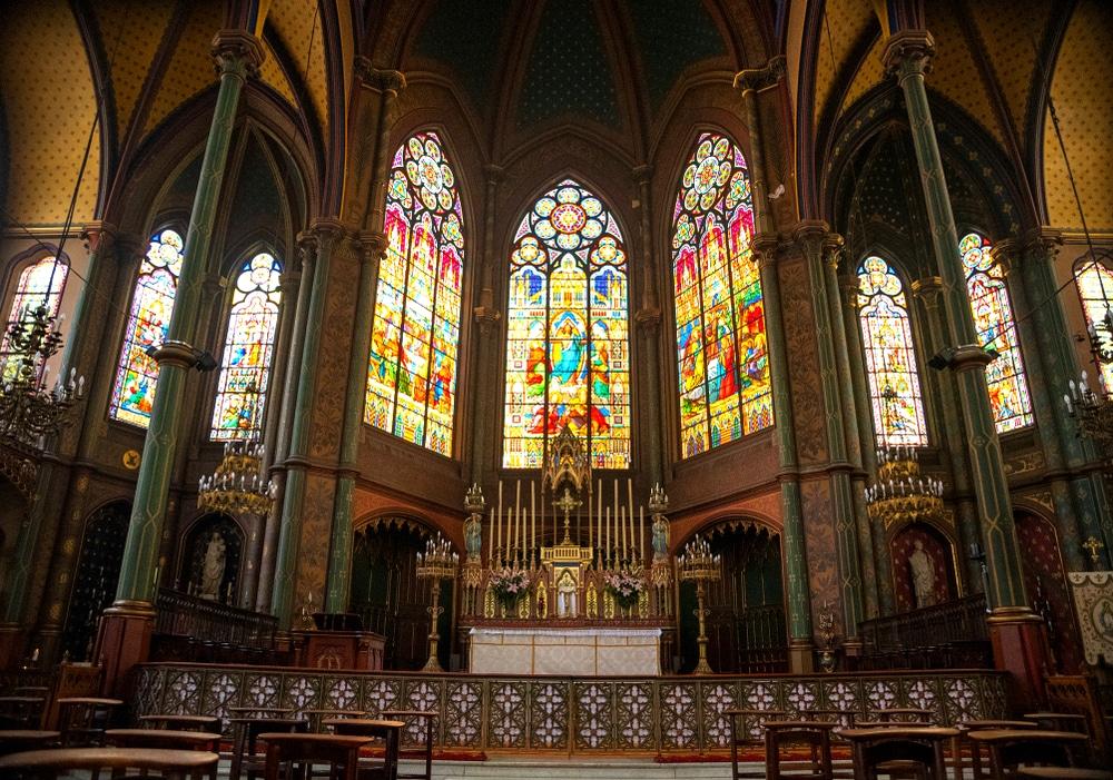 Plus belles Églises chapelles et cathédrales Paris
