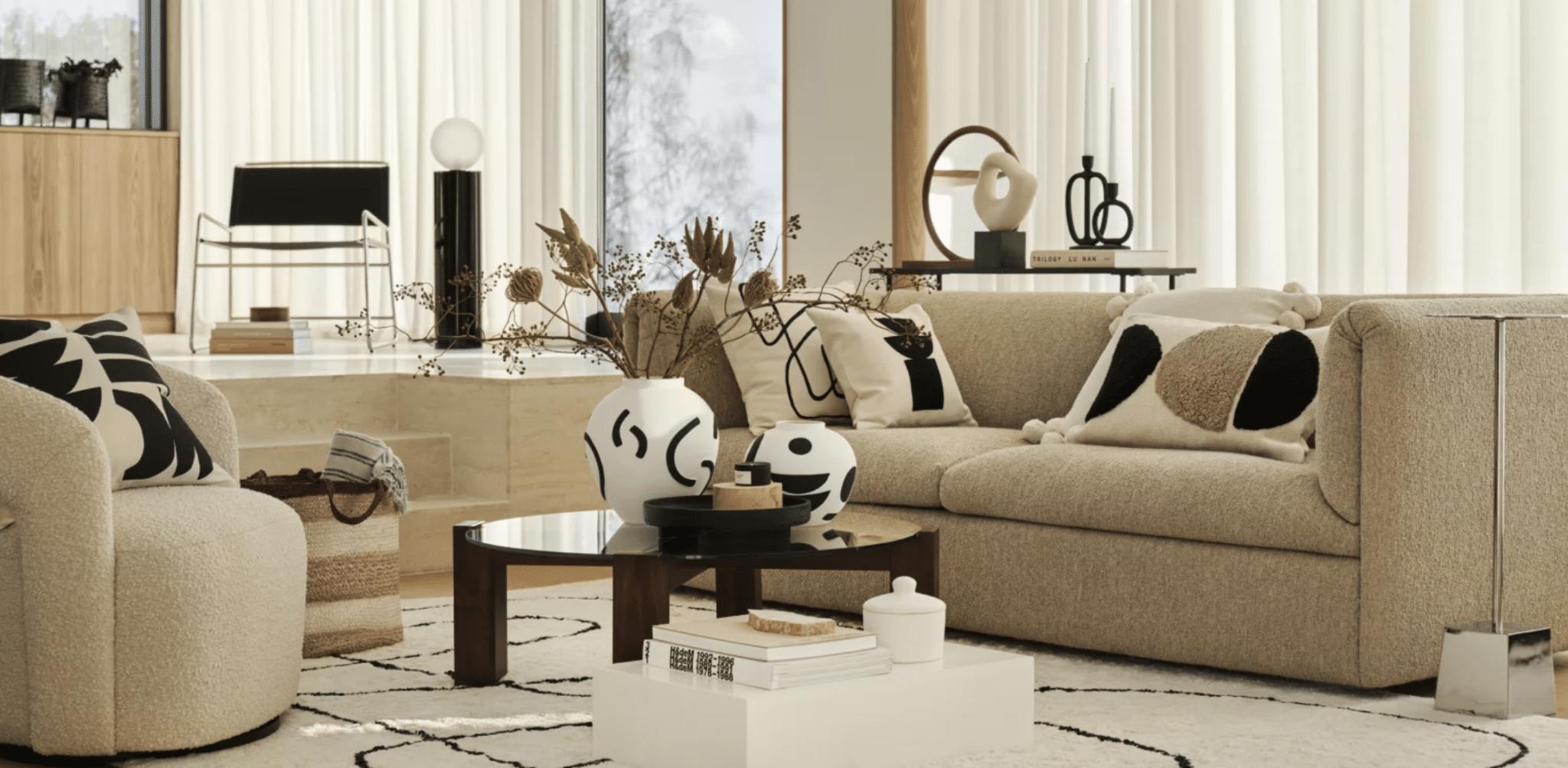 h&m home magasin décoration paris maison
