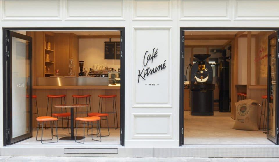 Atelier Kitsuné : le nouveau café au cœur du Marais !