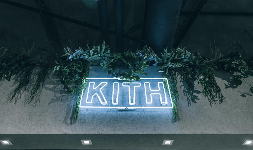 KITH ouvre 1ère boutique Paris sneakers Streetwear 2021