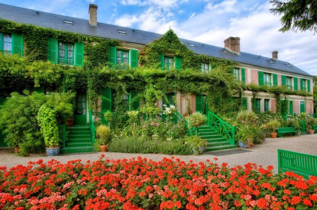 Réouverture Giverny Maison de Monet jardins 2021