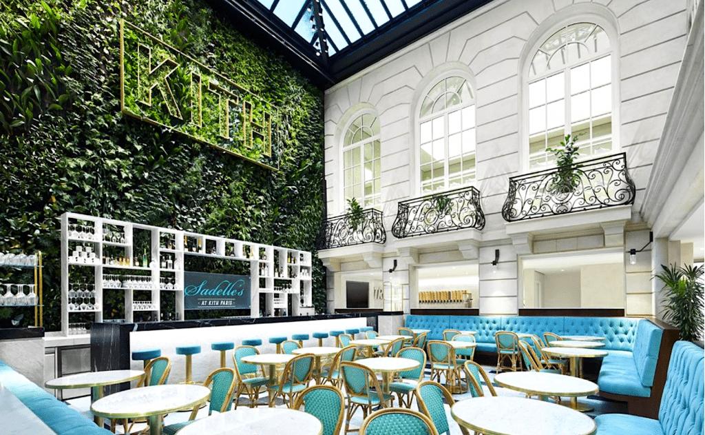 2021 KITH Paris nouveau resto brunch New-Yorkais Sadelle's