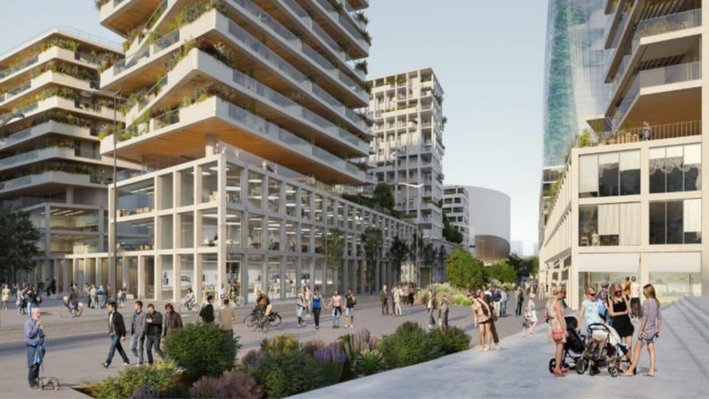 Paris : Le projet de quartier végétal Bercy-Charenton relancé !