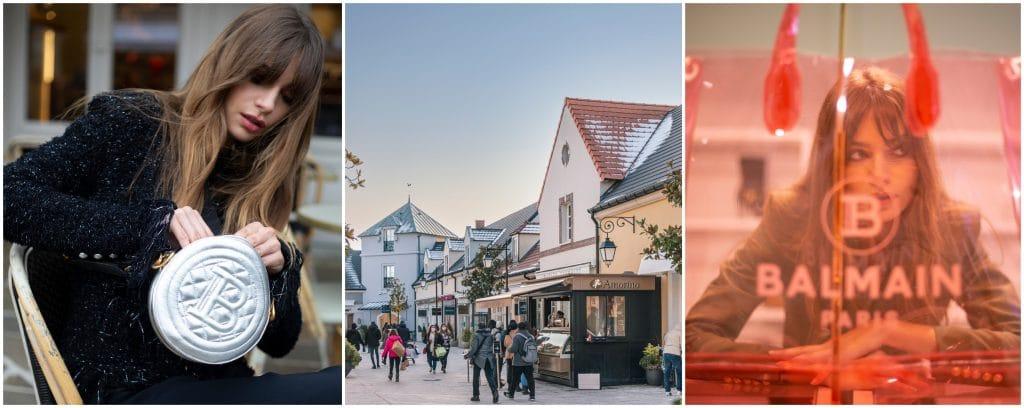 Shopping à ciel ouvert offres printemps La Vallée Village