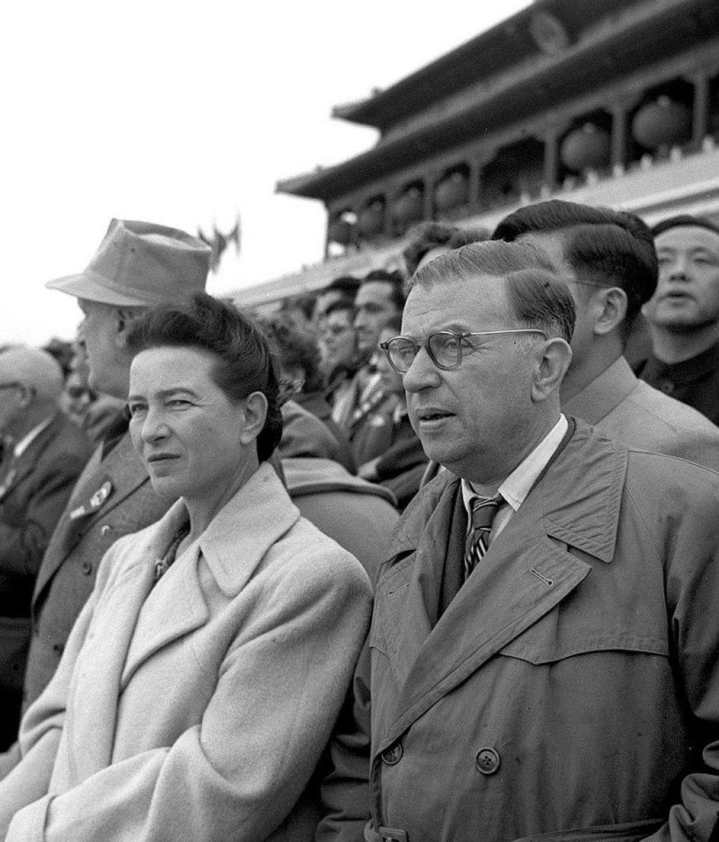 Simone_de_Beauvoir paris histoire femmes