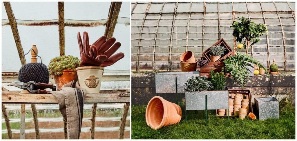 BHV Champ de lin rue de Rivoli ateliers jardinages GRATUITS printemps