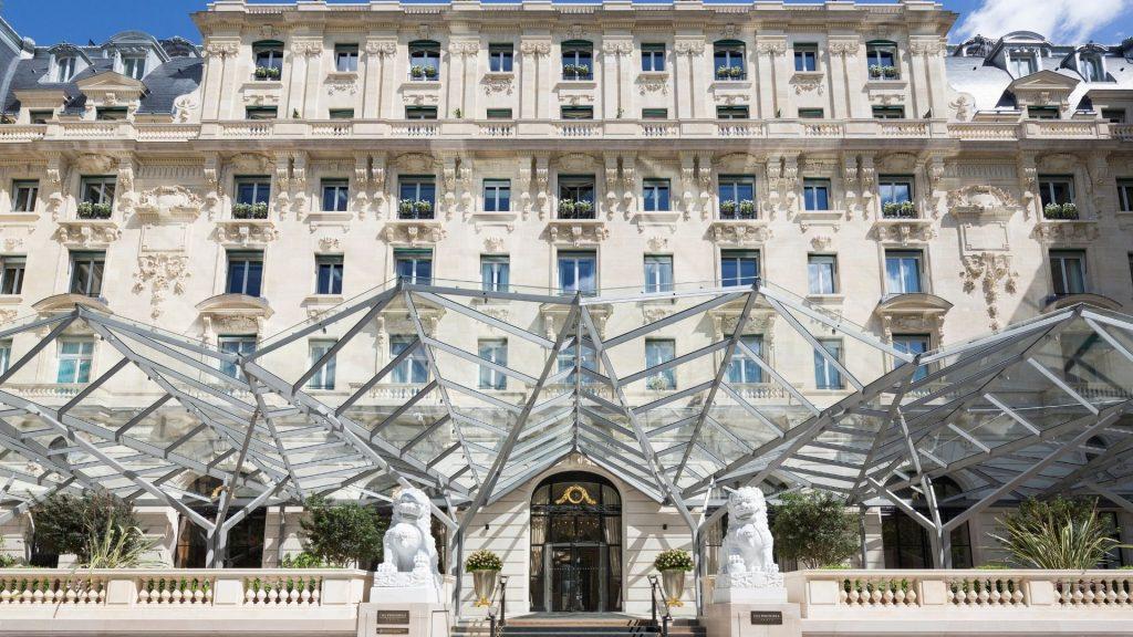 The Peninsula Paris réouverture palace hotel 2021 offres