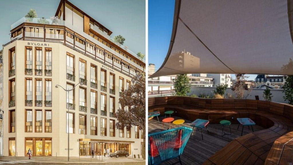 Les ouvertures d'hôtels et de palaces les plus attendues à Paris en 2021 !