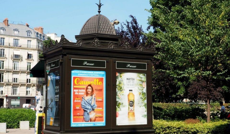 Les secrets du mobilier des rues de Paris